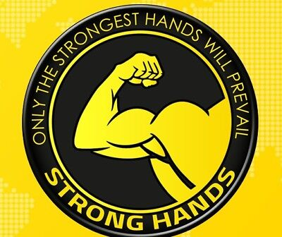 """132 million Stronghands SHND """"mining contract"""" 24 hrs straight to wallet"""