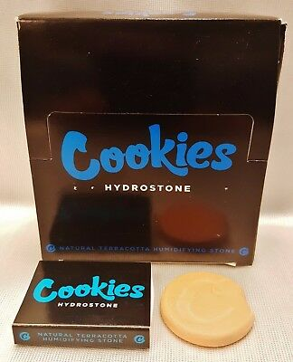 Full Box of 20 New Cookies Hydrostone Humidifying Stone with Free Shipping