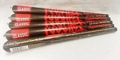 "Lot of 5 Wiz Khalifa 12"" Foot Long Supernatural Pre Rolled Rolling Paper Cone"