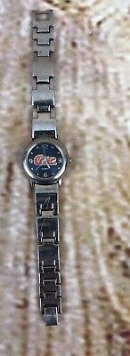 2003 Coca-Cola Advertisement Quartz Woman's Watch  Ml 2035