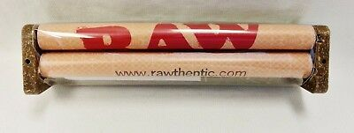 New RAW 110mm Cigarette Roller Rolling Machine Plastic King Size Papers