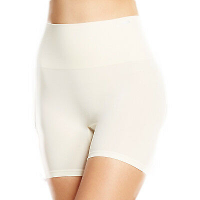 Life by Jockey 005609 Womens Smoothing Seamless Stretch Slipshort, Sandy Shimmer