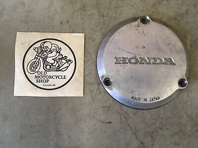 1969 Honda S90 Alternator Cover