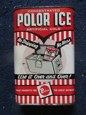 Vintage Polor Ice Can Great Condition