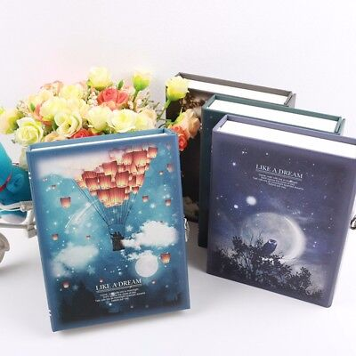 """ Like a Dream "" Journal Notebook Lock Box Diary Cute Student Stationery Gifts"