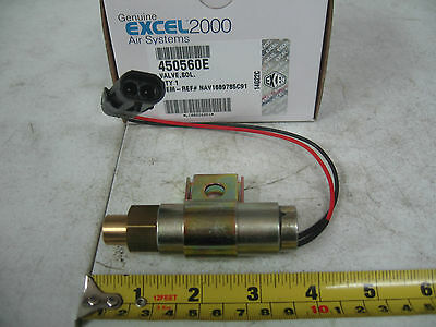 Fan Clutch High Temperature Solenoid Excel # 450560E Ref# 1689785C91, 1674088C91