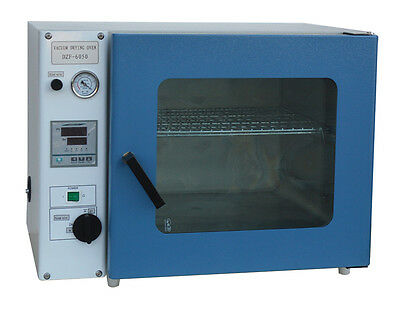 """110V New 1.9Cu Ft Vacuum Drying Oven  uP to 250°C Size 16x14x14"""" for Lab"""