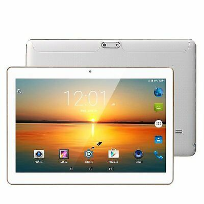 NEW CVAIA-104185-WHITE ...3G ANDROID TABLET WITH 10.1-INCH DISPLAY, QUAD-CO.g.