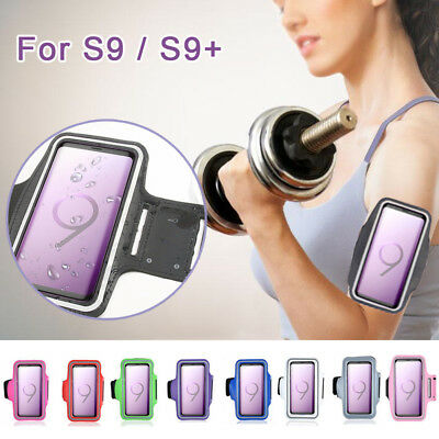 Gym Sport Running Jogging Armband Arm Holder Case For Samsung Galaxy S9/S9 Plus