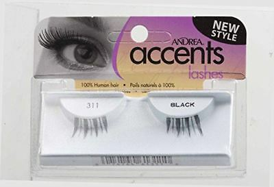 Ardell 100% Human Hair False Eyelashes Accent Petite Half Lashes 311 Pixies