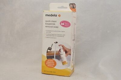 Medela Quick Clean Breast Milk Removal Soap Pump 6 oz. *