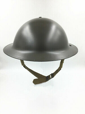 WWII MK2 British Army Brodie Steel Helmet Liner New