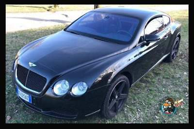BENTLEY Continental GT tagliandata