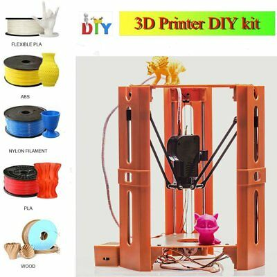 Auto Sleep Mode Printing Device Compact Structure 101HERO Pylon 3D Printer 0I