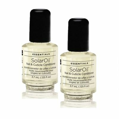 CND Solar Oil Nail & Cuticle Conditioner 3.7 ml But 2 Very SAVE!!