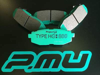 PROJECT MU HC800 FOR 00.1 GDB WRX-Sti Brembo FRONT