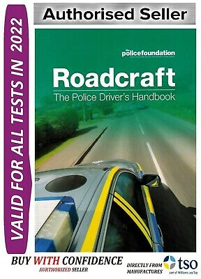 Roadcraft The Police Driver's Handbook Book | Police Foundation 2019*PlcBk