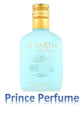 LIGNE ST BARTH SEA BREEZE BLUE LAGOON SHOWER GEL - 200 ml