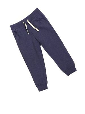 F&F Girls Lace trim pockets Joggers Jogging Bottoms Blue Ages 3 NEW SALE!