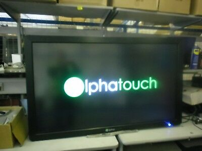 """Alphatouch 58"""" Touchscreen - Android."""