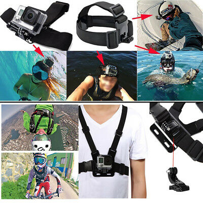 31PCS Accesorios Kit para Gopro HERO S4000/SJ5000 and GoPro Hero 4/3+/3/2/1