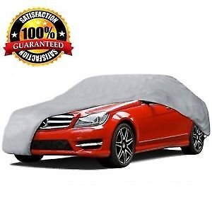 Classic Mini Breathable Full Car Cover Water Resistant
