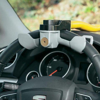 PEUGEOT BIPPER 2008 Heavy Duty Steering Wheel Lock Security anti theft