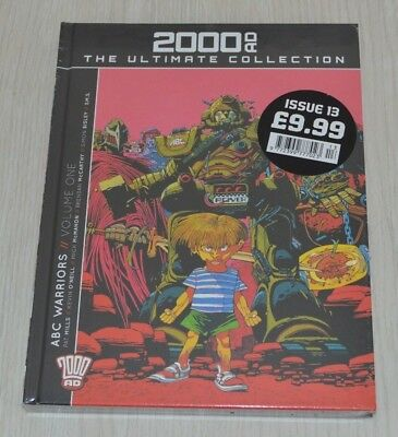 Graphic Novel 2000AD Ultimate Collection ABC WARRIORS - VOL ONE ISSUE 13