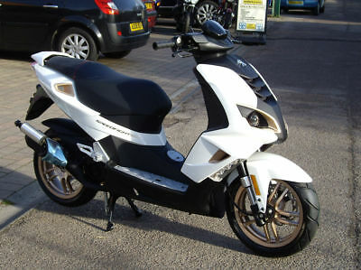 Peugeot Speedfight 4 50cc  Air Cooled Moped  Air Cooled