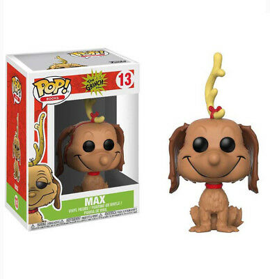 Pop! Vinyl Max from Dr. Seuss' The Grinch