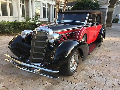 1934 Cadillac Other  1934 Cadillac Resto Rod