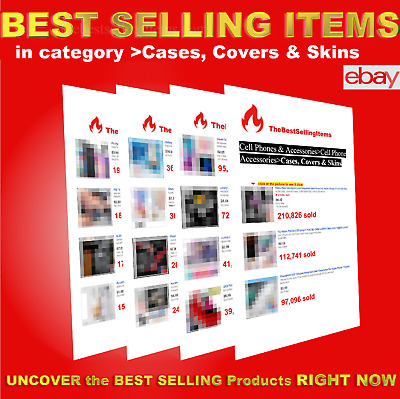 1000 Best Selling Items In Cases Covers + Wholesale Contact *real Content* New