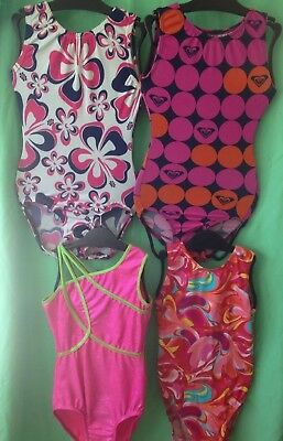 Leotards roxy mixed brands Adult XS Lot Of 4