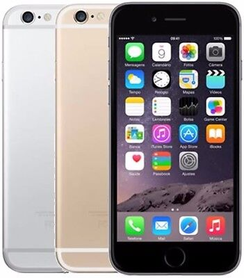 Apple iPhone 6 16GB Space Grey/Gold/Silver SMARTPHONE +12 MONTHS WARRANTY