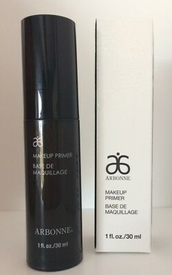 Brand New in Box NIB ARBONNE Makeup PRIMER Full Size 1 oz Fresh & Free Shipping