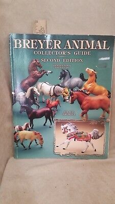 Breyer Animal Second Addition Collectors Guide Book