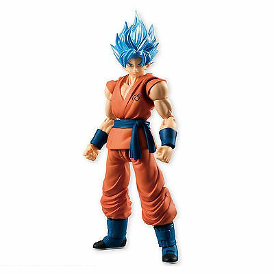 Bandai Dragon Ball Z Super Shodo God SS Son Goku Action Figure NEW Toys DBZ