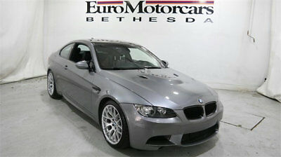 BMW M3  bmw m3 gray red black used 10 11 12 m 3 competition 4.0l v8 navigation coupe