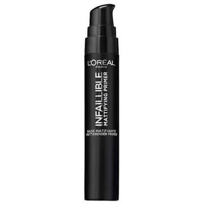 L'Oreal‎ Infallible - Mattifying Primer 20ml - SEALED FRESH STOCK