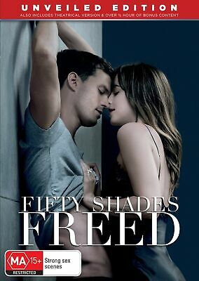 Fifty Shades Freed (with UltraViolet Copy) [DVD] // PRE-ORDER for 09/05/2018