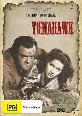 Tomahawk DVD Region 4 NEW
