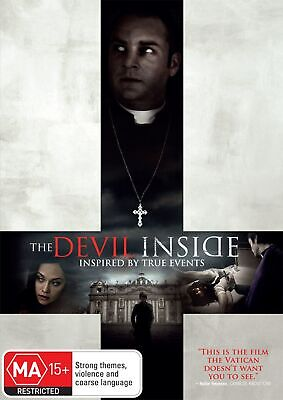 The Devil Inside DVD Region 4 NEW