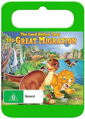 The Land Before Time 10 The Great Migration DVD Region 4 NEW