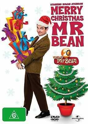 Mr Bean Merry Christmas Mr Bean DVD Region 4 NEW