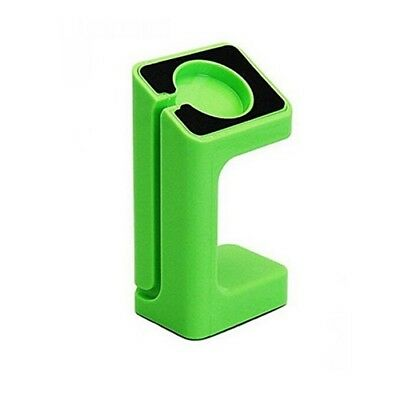 APPLE Watch Stand Charger Dock Station Fits 38mm & 42mm - GREEN