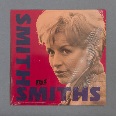 """The Smiths – Some Girls Are Bigger Than Others 12"""", Zensor/Teldec German, RARE!"""
