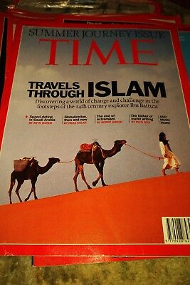 Time Magazine travels through Islam Bobby ghosh summer journey issue august 2011