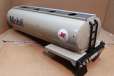 Ertl Mobel gas tanker trailer only for parts