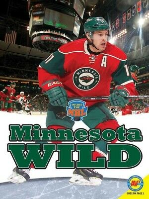 Minnesota Wild, Library by Reed, Taylor