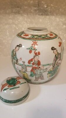 Chinesefamille rose porcelain with characters